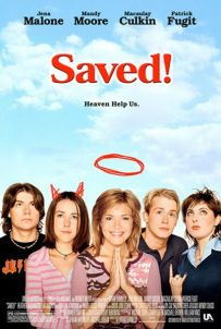 Poster from the movie Saved!